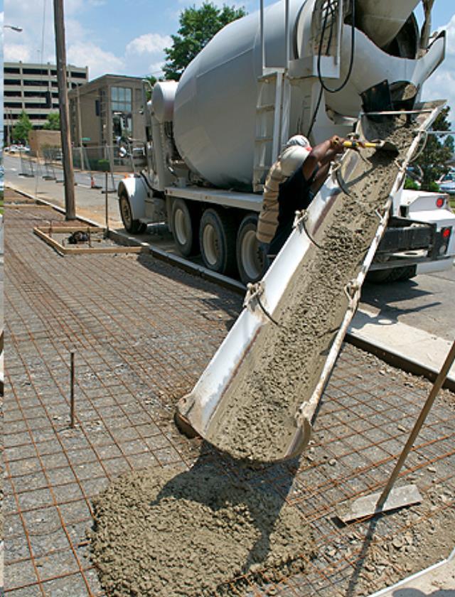 Concrete chute 12 foot rentals Framingham / Hudson MA | Rent