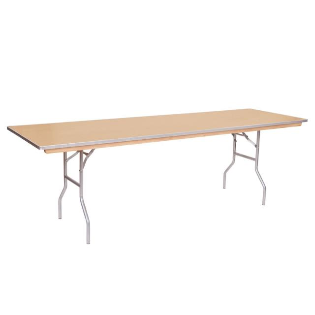 Where to find 8 x30  TABLE, RECTANGULAR in Hudson