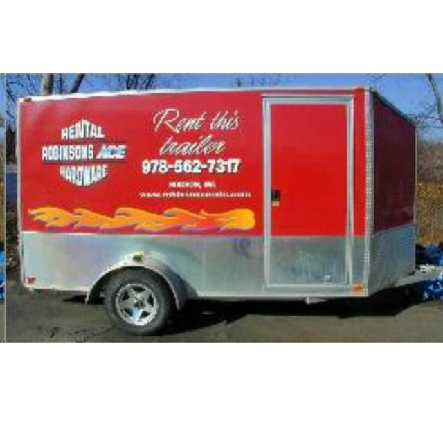 Where to find MOTORCYCLE TRAILER, 2 BIKE in Framingham / Hudson
