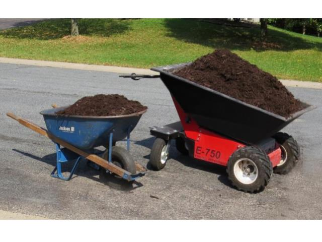 Where to find WHEELBARROW, ELECTRIC 9 CU FT in Hudson