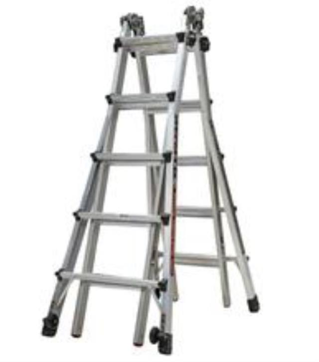 Where to find LADDER, LITTLE GIANT 11  STEP OR 23  EXT in Hudson