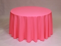 Where to rent LINEN, 54 x54  NEON PINK in Framingham / Hudson MA