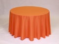 Where to rent LINEN, 54 x54  ORANGE in Framingham / Hudson MA