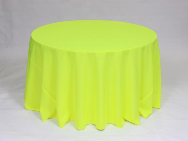Where to find LINEN, 72 x72  NEON YELLOW in Framingham / Hudson