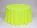Where to rent LINEN, 90 x156  BANQUET NEON YELLOW in Framingham / Hudson MA