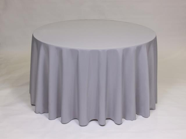 Where to find LINEN, 90 x132  BANQUET SILVER in Framingham / Hudson