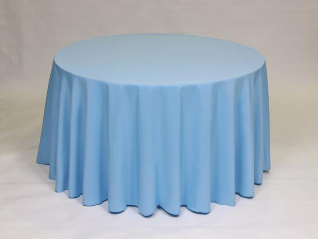 Where to find LINEN, 90  ROUND LIGHT BLUE in Framingham / Hudson