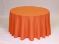 Where to rent LINEN, 90  ROUND ORANGE in Framingham / Hudson MA