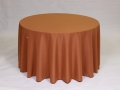 Where to rent LINEN, 108  ROUND COPPER in Framingham / Hudson MA
