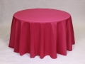 Where to rent LINEN, 108  ROUND FUCHSIA in Framingham / Hudson MA