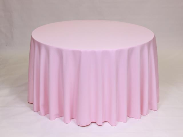 Where to find LINEN, 108  ROUND LIGHT PINK in Framingham / Hudson