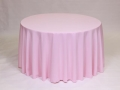 Where to rent LINEN, 108  ROUND LIGHT PINK in Framingham / Hudson MA