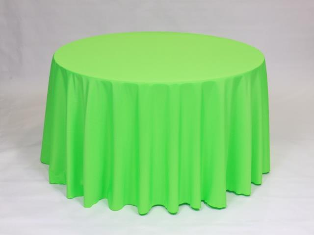 Where to find LINEN, 108  ROUND NEON GREEN in Framingham / Hudson