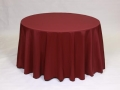Where to rent LINEN, 108  ROUND RED in Framingham / Hudson MA