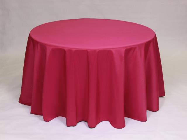 Where to find LINEN, 60 x120  BANQUET FUCHSIA in Framingham / Hudson