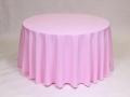 Where to rent LINEN, 60 x120  BANQUET PINK BALLOON in Framingham / Hudson MA