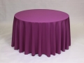 Where to rent LINEN, 60 x120  BANQUET PLUM in Framingham / Hudson MA