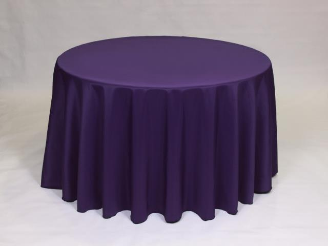 Where to find LINEN, 60 x120  BANQUET PURPLE in Framingham / Hudson
