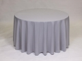 Where to rent LINEN, 60 x120  BANQUET SILVER in Framingham / Hudson MA