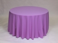 Where to rent LINEN, 120  ROUND VIOLET in Framingham / Hudson MA
