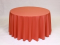 Where to rent CHAIR COVER SASH - BURNT ORANGE POLY in Framingham / Hudson MA