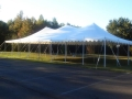 Where to rent 20x40 CANOPY, WHITE in Framingham / Hudson MA